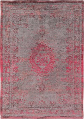 tapis Louis De Poortere AV 8261 Fading World Medaillon Pink Flash